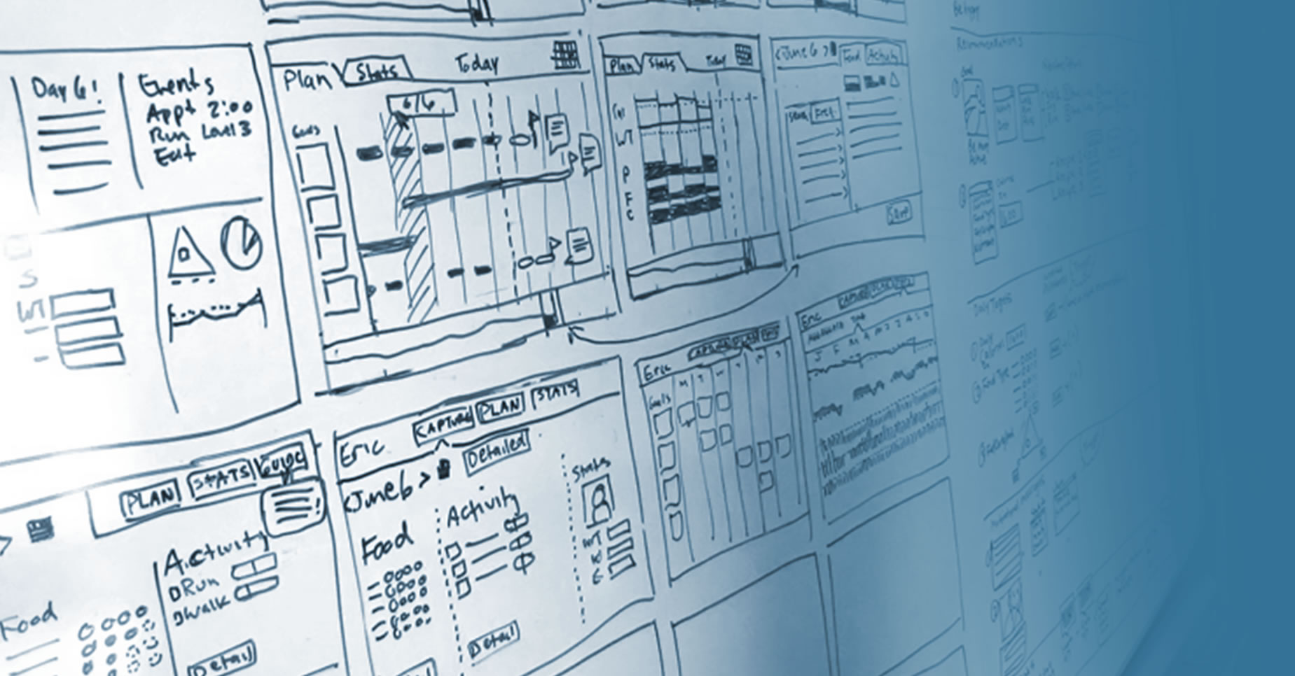 Design wireframes