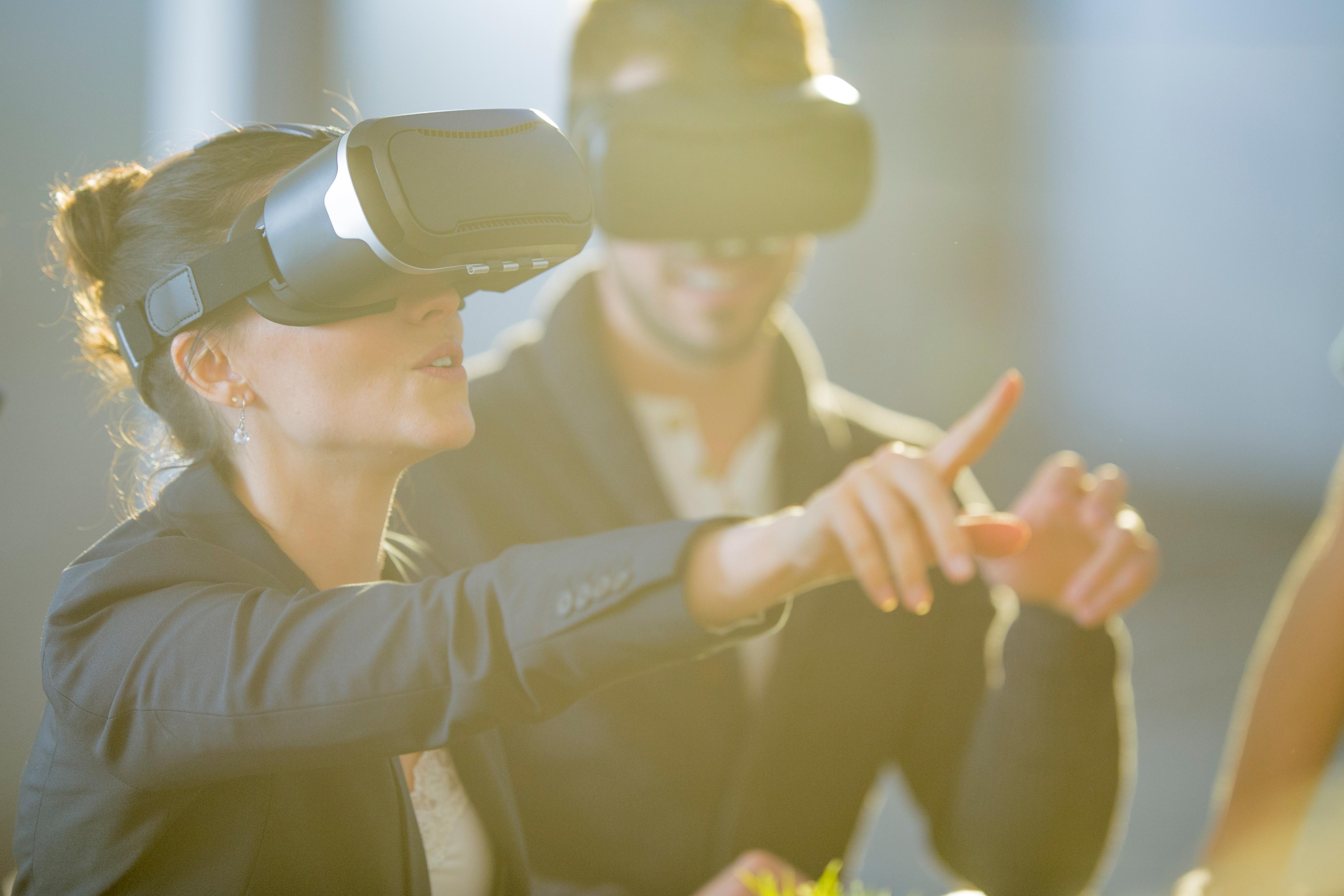 VR storytelling