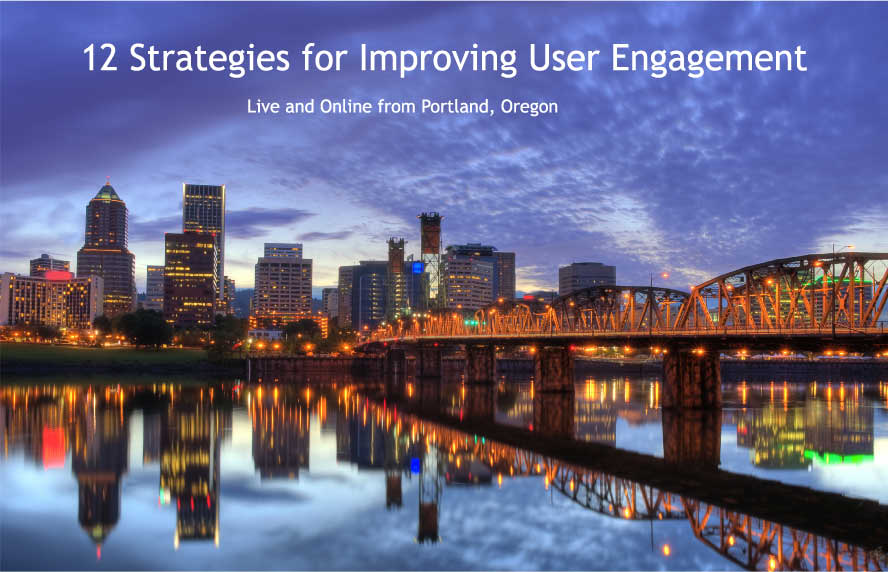 Portland UX Design training