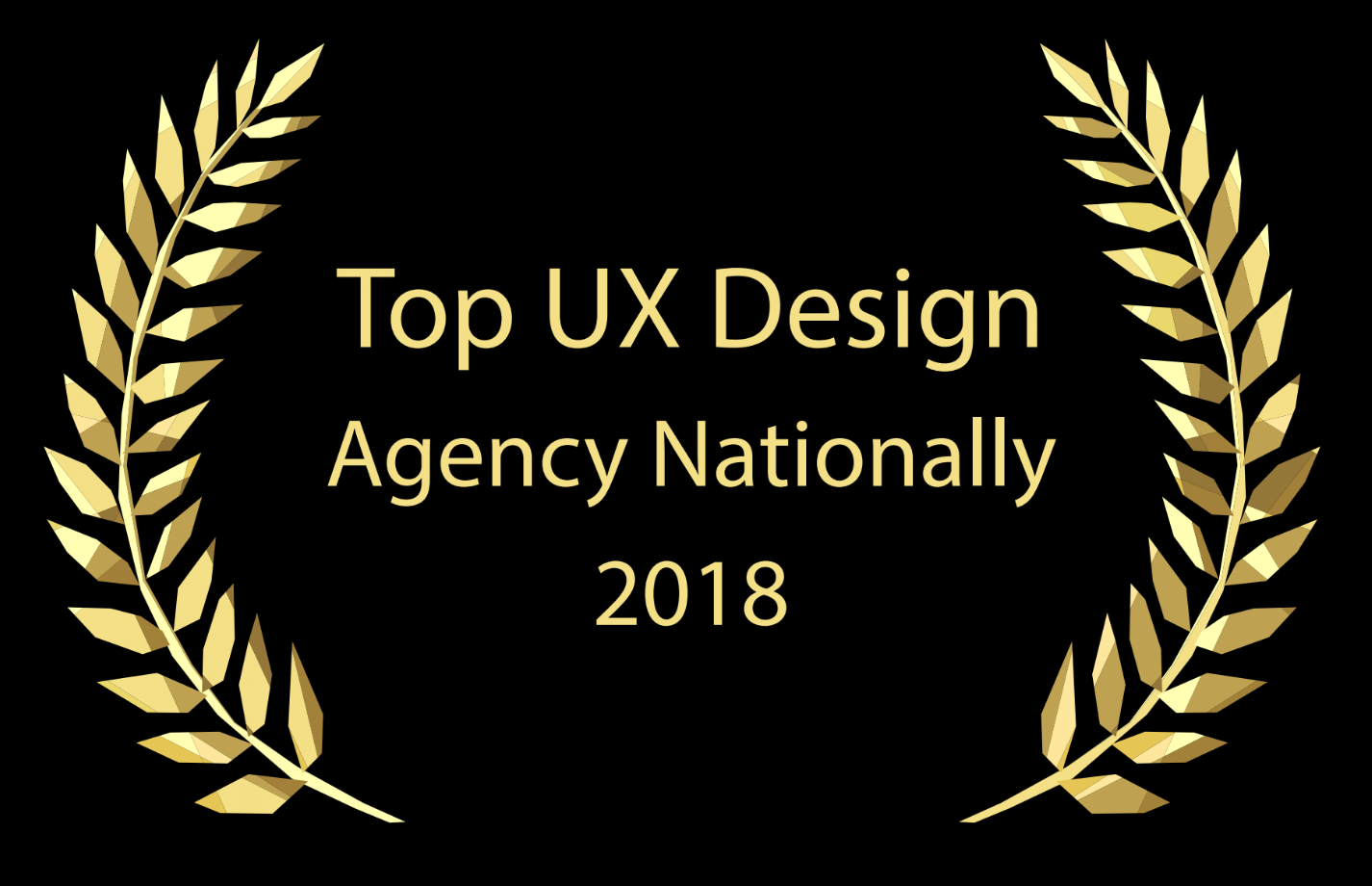Best UX agency award