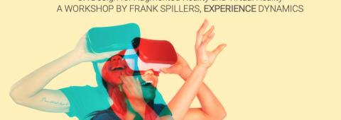 "Experience Dynamics founder and Chief Experience Officer, Frank Spillers, will be teaching a workshop on techniques for improving user experience for ""XR"" (Virtual Reality, Mixed Reality and Augmented Reality) at this year's Portland Design Week festival. Frank Spillers is an early UX leader and subject matter expert in collaborative virtual enivronments and UX design for AR/VR.   About the workshop: Designing your Story in AR/VR for Maximum Impact and Engagement with Frank Spillers  In this session, we wil"